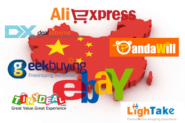 Most Popular Online Shopping Departments in China