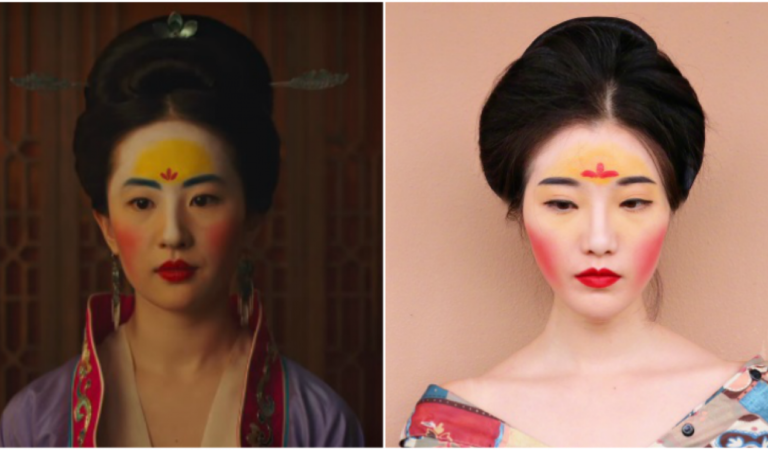 Disney's Mulan Trailer Sparks A Traditional Makeup Comeback!