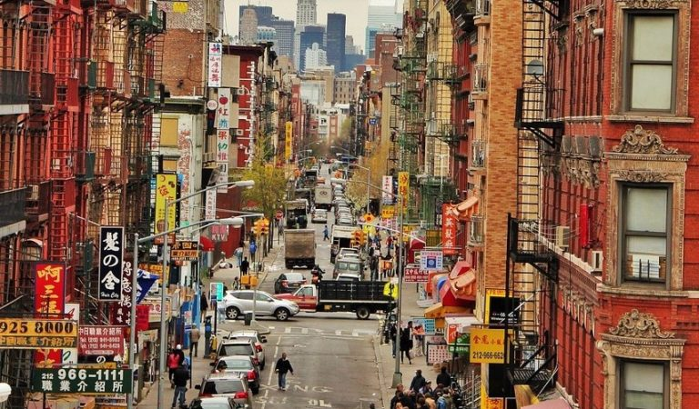 Discovering Culture in NY Chinatown